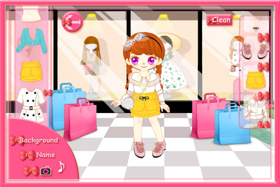 Screenshot Anna's Dress Up II HD