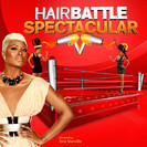Hair Battle Spectacular: Hands Tied, Camera Ready